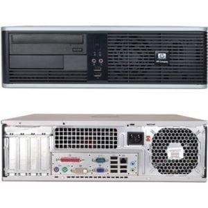 Компьютер б/у HP Compaq DC5750 SFF