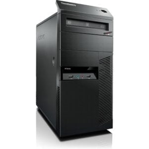 Компьютер б/у Lenovo ThinkCentre M77, 2 ядра, DDR3-4Gb, HDD-500Gb
