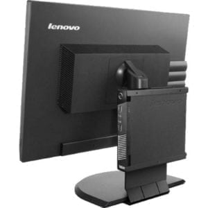 Компьютер б/у Lenovo ThinkCentre M73e, Tiny Desktop (ультратонкий), 2 ядра, DDR3-4Gb, HDD-160Gb