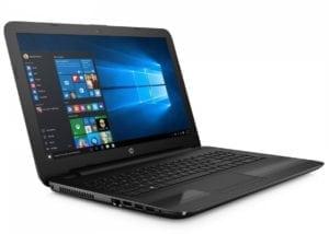Современный ноутбук на Windows 10