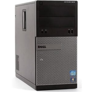 Компьютер б/у Dell OptiPlex 3010, Core i5, 4 ядра, DDR3-4Gb, HDD-500Gb
