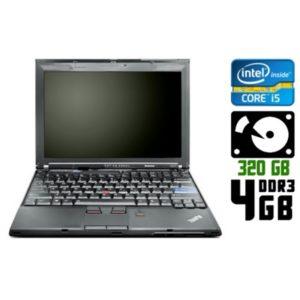 Ноутбук бу Lenovo Thinkpad X201