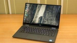 Стильный ноутбук Dell