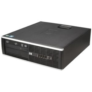 Компьютер б/у HP Compaq 6005 Pro SFF, Slim/Тонкий корпус, 3 ядра, DDR3-4Gb, GeForce GT730, HDD-500Gb