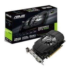 Новая игровая видеокарта Asus Asus GeForce GTX 1050