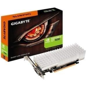 Новая игровая видеокарта Gigabyte Nvidia GeForce GT1030