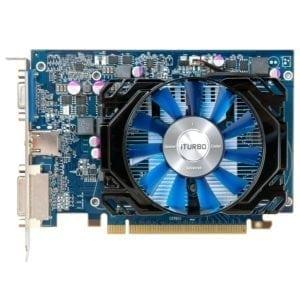 Новая игровая видеокарта HIS Radeon R7 240 - 2 Gb