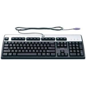 Клавиатура черная USB...