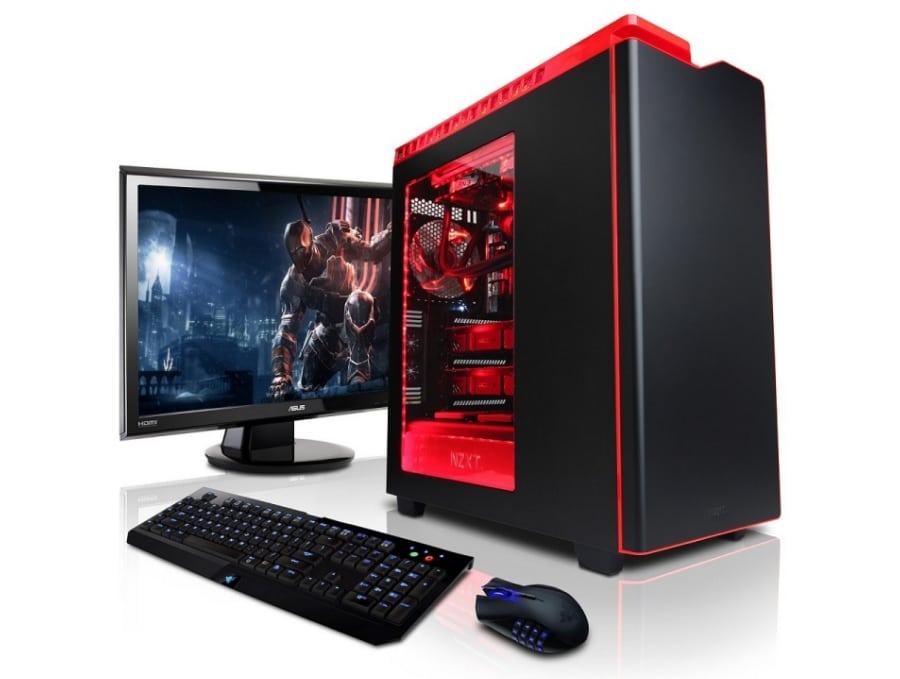 Мощный компьютер в сборе