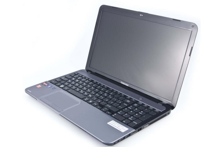 Японский ноутбук Тошиба
