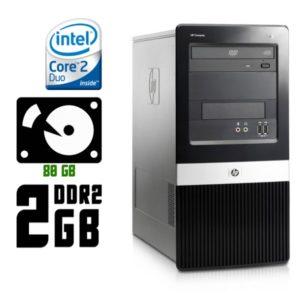 Компьютер бу HP Compaq Dx2420