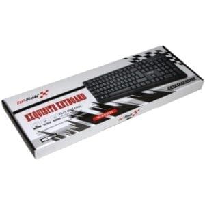 Клавиатура новая USB HI-KB2023 Black