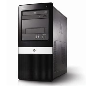 Компьютер б/у HP Compaq Dx2420