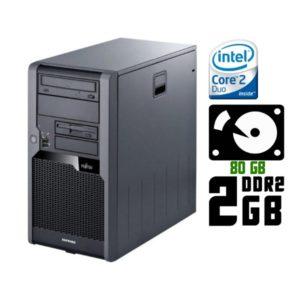 Компьютер бу Fujitsu Esprimo P5730 ATX