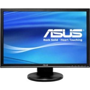 Монитор б/у 22″ ASUS VW222u, 16:10, 1680×1050, DVI Состояние отличное