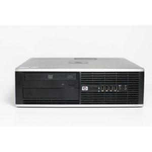 Компьютер б/у  HP Compaq 8000 Elite SFF, 2 ядра, DDR3-4Gb, HDD-250Gb