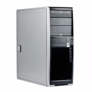 Игровой компьютер б/у HP xw4600 Workstation, 4 ядра Intel, RAM-8Gb, GeForce GTX 750