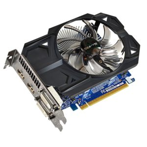 Игровая видеокарта Gigabyte Geforce GTX 750 – 1 Gb GDDR5