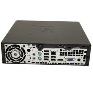 Мини-компьютер б/у HP 8000 Elite Ultra Slim