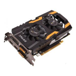 Игровая видеокарта Zotac GeForce GTX 650 Ti