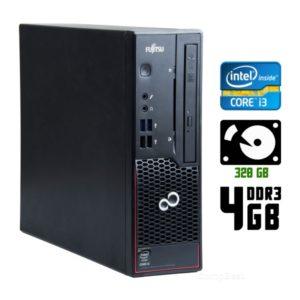 Компьютер бу Fujitsu Esprimo С710