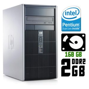 Компьютер бу HP Compaq dc5700