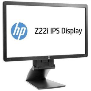 Монитор б/у 21.5″ HP Z22i, 16:9, 1920*1080 FullHD, Состояние отличное
