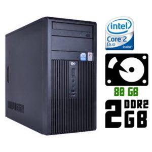 Компьютер бу HP Compaq dx2300