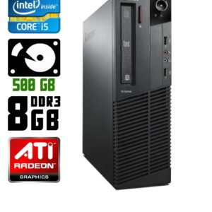 Компьютер бу Lenovo ThinkCentre M92p SFF