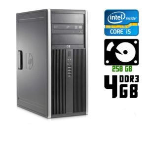 Компьютер б/у HP Compaq 8200 Elite/Core i5/DDR3 4Гб/HDD-250 Gb