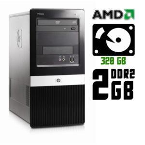 Компьютер бу HP dx2450