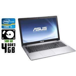 Ноутбук б/у Asus X550c, Экран 15.6, Core i5, DDR3-4Gb, Веб-Камера