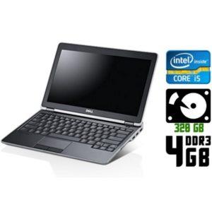 Ноутбук б/у Dell Latitude E6230, Экран 12.5, Core i5, DDR3-4Gb, HDD-320Gb, USB 3.0