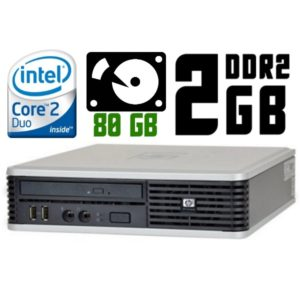 Компьютер бу HP Compaq dc7800