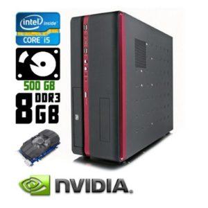 Игровой компьютер б/у Lenovo Actina Sierra, Core i5, DDR3-8Gb, HDD-500Gb, GTX 1050 GDDR5