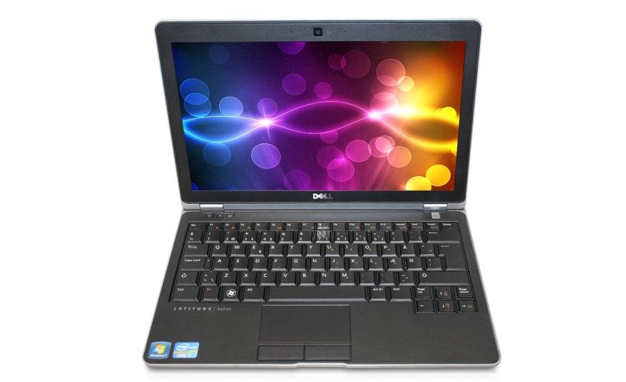 Фото ноутбука Dell Latitude E6230