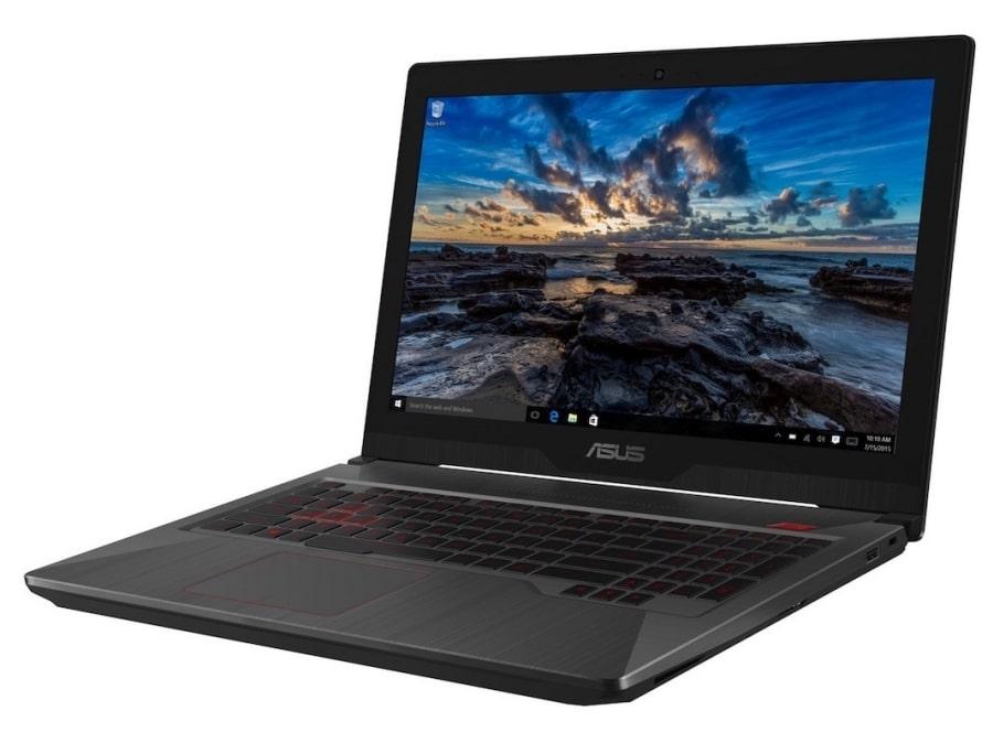 Бу ноутбук для работы и игр