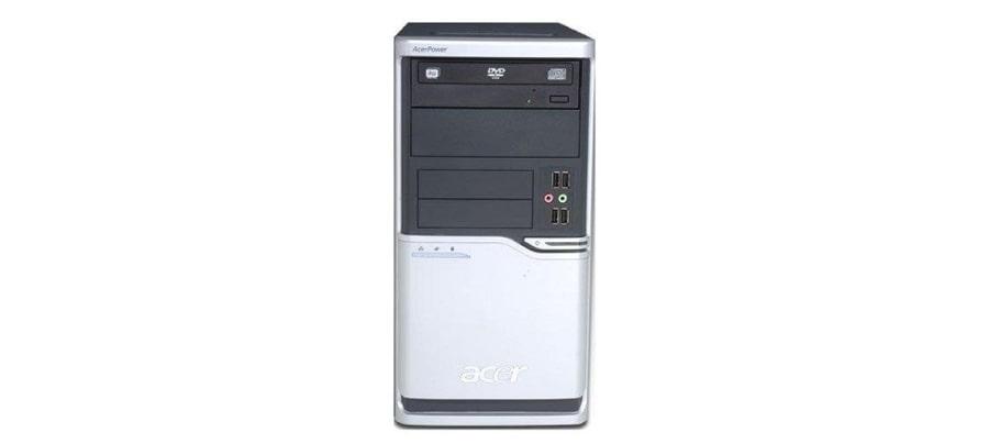 Фото компьютера в офис Acer Power F5
