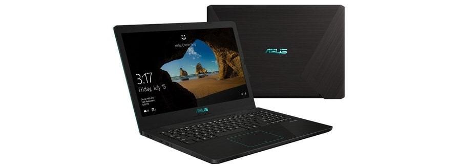 Современный ноутбук для дома от Asus