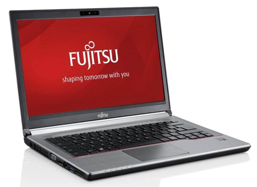 Фото ноутбука Fujitsu Lifebook E734