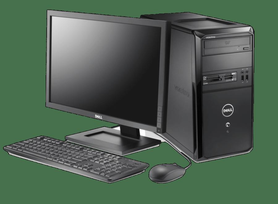 Настольный компьютер для работы