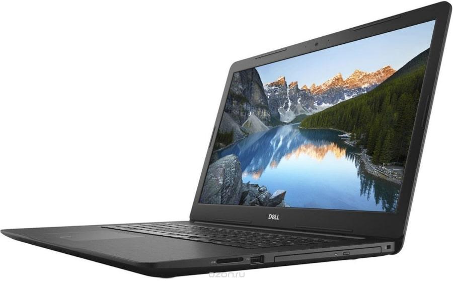 Фото ноутбука из Германии Dell