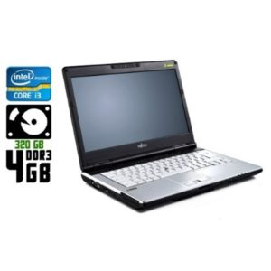 Ноутбук б/у Fujitsu LifeBook S751, Экран 14.1, Core i3, DDR3-4 Gb, HDD-320 Gb