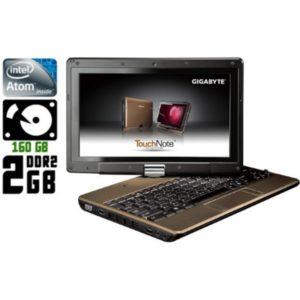 Ноутбук бу Gigabyte T1028