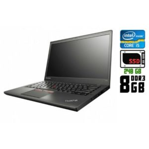Ноутбук бу Ultrabook Lenovo ThinkPad T450s