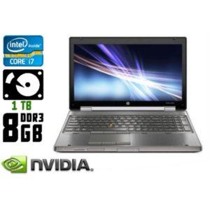 Ноутбук бу HP EliteBook 8570w