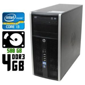 Компьютер бу HP Compaq 6200 Pro