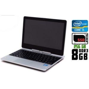 Ноутбук б/у HP EliteBook Revolve 810 G1, Экран 11.1, Core i5, DDR3-8Gb, SSD-256 Gb, USB 3.0
