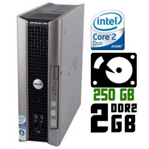 Компьютер бу Dell Optiplex 755 USFF