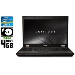 Ноутбук б/у Dell Latitude E5510, Экран 15.6, Core i5, DDR3-4Gb, Веб-Камера